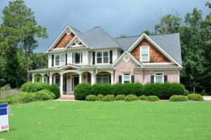 売り出し中の新築 住宅ローンのイメージ
